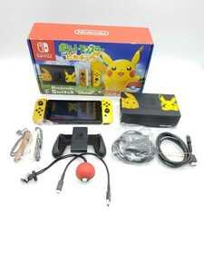 ニンテンドースイッチ NintendoSwitch レッツゴー Let's go ピカチュウ イーブイ セット