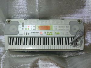 CASIO カシオ◆ LK-202TV◆ 光ナビゲーション 電子キーボード 電子ピアノ◆鍵盤楽器