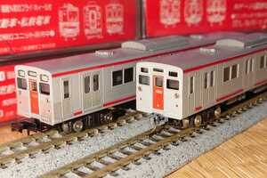 Nゲージ しなのマイクロ 9103 相模鉄道7000系 8両セット 相鉄