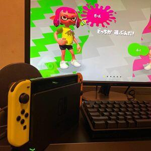 【未対策機】NintendoSwitch 本体のみ