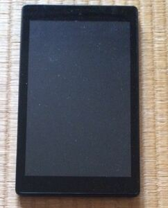 amazon kindle fire HD8 第7世代 16GB 本体のみ
