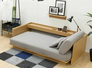 ベッドソファ
