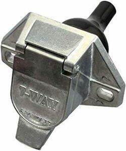 特別価格! トレーラーパーツ 配線ソケット SY-750SN2DFI