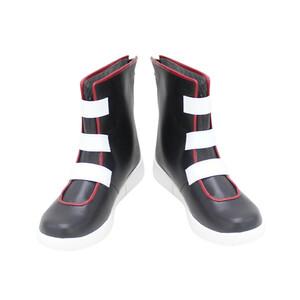 プリキュアシリーズ 剣城あきら 風 コスプレ 靴 ブーツ ハロウィン クリス cosplay boots 仮装 変装