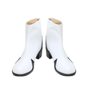 新世紀エヴァンゲリオン 綾波 レイ 風 コスプレ 靴 ブーツ ハロウィン クリス cosplay boots 仮装 変装