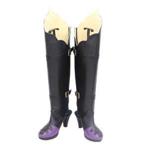 超時空要塞マクロス Sheryl Nome シェリル ノーム 風 コスプレ 靴 ブーツ ハロウィン クリス cosplay boots 仮装 変装