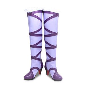 HUGっと プリキュア ルールー アムール 風 コスプレ 靴 ブーツ ハロウィン クリス cosplay boots 仮装 変装