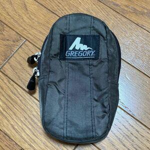 GREGORY グレゴリー 旧ロゴ 小物入れ 携帯ケース バックパック ポーチ