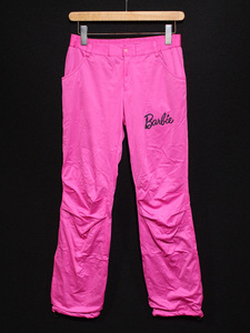 Barbie Golf by PEARLY GATES バービーゴルフ パーリーゲイツ ゴルフパンツ 0