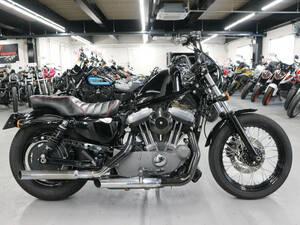 〇ハーレーダビッドソン XL1200N ナイトスター ワールドウォークスリップオン 45ディグリーエアクリ 他諸費用込109.99万+送料ケーズバイク