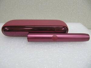 売切り 美品! 最新モデル iQOS ILUMA PRIME アイコス イルマ 本体キット サンセットレッド 電子タバコ