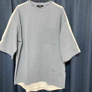 BEAMS オーバーサイズの半袖シャツ