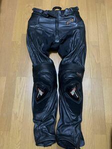 ヒョウドウ HYOD レザーパンツ PANTS LEATHER ST-X D3O LEATHER PANTS(BOOTS-OUT)Mサイズ