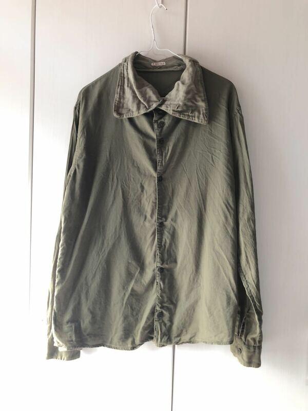 KAPITAL キャピタル 長袖シャツ サイズ3