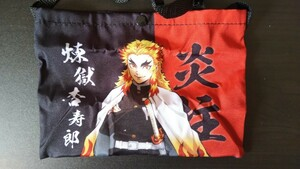 【鬼滅の刃】煉獄 杏寿郎 ショルダーバッグ 匿名配送