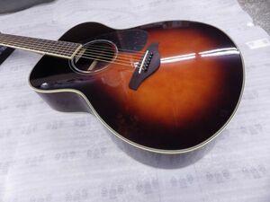 новый товар .YAMAHA. Yamaha . tops . разрозненный одиночный доска . акустическая гитара .FS-830. сигареты Brown Sambar -тактный .TBS. тюнер сервис