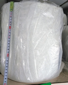в цену включена доставка по Японии  FRP формирование  модель  использование   стекло  коврик #450 [  вырезать  коврик  300㎜ x 64m 1 объем  ] 450g/㎡