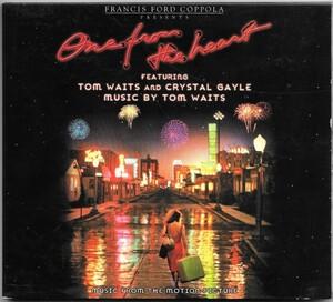 Tom Waits ボーナス曲入&リマスター OST 「One From The Heart ワン・フロム・ザ・ハート」CD F.コッポラ監督作品 トム・ウェイツ C・Gayle