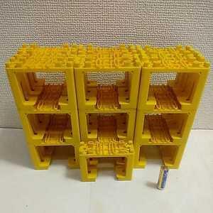 プラレール ブロック橋脚 28点セット まとめてセット 未チェック 詳細不明 ジャンク扱い TOMY 日本製