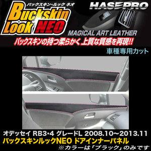 Hasepuro  LCBS-DIPH2  Odyssey  RB3 RB4  комплектация L H20.10  ~   2013 .11  ... NEO  дверь  внутренний  панель   ...  кожа
