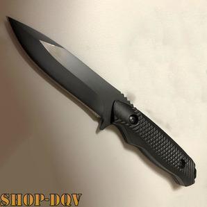 王道デザイン × フルタング構造 シースナイフ  シンプル ベーシックモデル 切れ味良し キャンプ ツーリング 刃長14cm