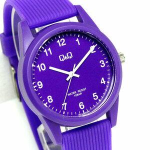 ■即決■CITIZEN シチズン Q&Q ウォッチ 腕時計 10気圧防水 ラバー メンズ レディース ユニセックス 人気 アナログ 日本製ムーブメント