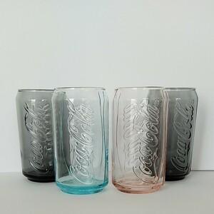 コカコーラ グラス4個セット