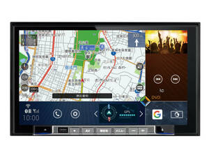 NXV987D カーナビ 9インチ クラリオン 地デジ DVD Smart Accessリンク HD フルセグ TV DVD SD メモリーAVナビ