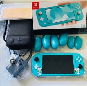 Nintendo Switch ライト lite ターコイズ 本体