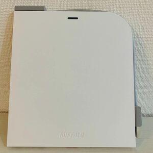 【匿名配送】BUFFALO USB外付け DVD/CDドライブプレイヤー