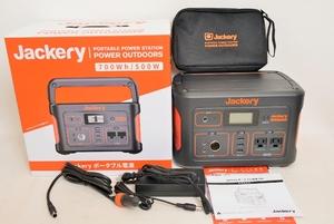 【新品同様】 Jackery ジャックリー 700 / ポータブル電源 大容量192000mAh/700Wh / PSE認証済 / AC(500W)/DC/USB出力 / 非常用電源