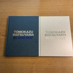 「TOMOKAZU MATSUYAMA IN AND OUT」 松山智一 銀座蔦屋書店 サイン入り