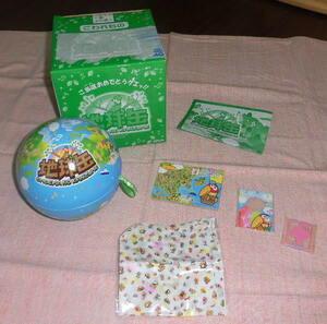 新品・非売品!森永チョコボール おもちゃのカンヅメ 地球缶 抜けあり