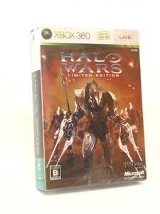 【未開封】 Halo Wars(ヘイロー ウォーズ)(初回限定版) Xbox360 【送料無料】マイクロソフト ゲーム ソフト