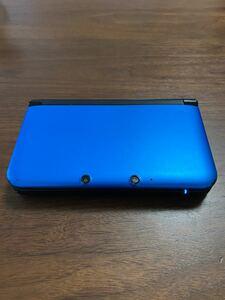 ニンテンドー3DS LL 3D Nintendo 3DS LL ブルー