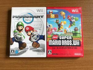 マリオカート ニュースーパーマリオブラザーズ Wii 任天堂