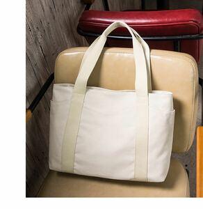 トートバッグ レディース キャンバス 大容量 帆布バッグ 2way 手提げバッグ 男女兼用 子供 オフィス 通勤 通学 習い事