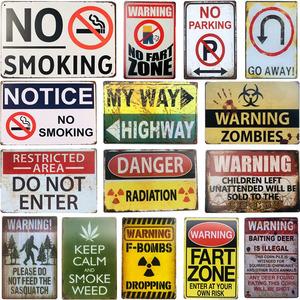 看板 壁掛け 禁煙 飲食禁止 制限看板 20*30cm