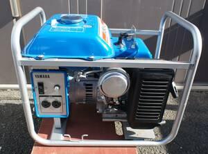【未使用!】YAMAHA 発電機 ガソリン EF2600-A 東京 埼玉 携帯発電機 非常用 アウトドア【M10A01】