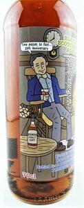 【 ブレンデッドモルト 】 46.1% 700ml ブレンデッドモルトスコットランド限定品:SAKEHOUSEしろオリジナルボトル