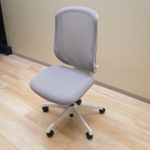 okamura オカムラ シルフィー Sylphy C635XW FMR3 ベージュ 肘なし ハイバック オフィスチェア 前傾チルト 事務椅子 在宅 洗浄済 BR5973