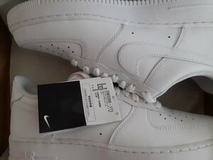 【新品未使用品(送料無料)】Nike Air Force 1 '07 / ナイキ エア フォース 1 '07 CW2288-111 ホワイト 白 27.5cm シューズ スニーカー