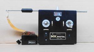MK-DEGITAL③長いアンテナ付送信機