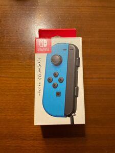 【新品未使用】左用 ネオンブルー Nintendo Switch 任天堂 Joy-Con