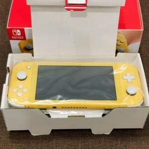 Nintendo Switch Lite 任天堂スイッチライト イエロー