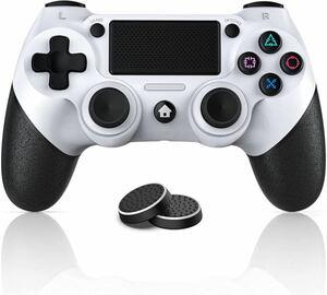 PS4 ホワイト ワイヤレスコントローラ