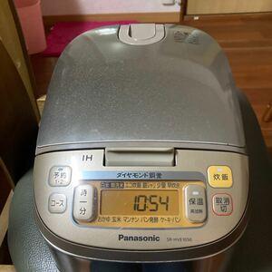 炊飯器 5,5合炊き パナソニック