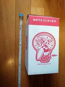 おもちゃのカンヅメ 夢カン 2004年 開封済み 中身未使用 森永製菓 キョロちゃん
