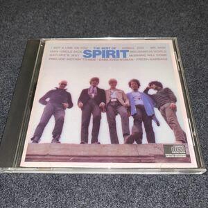 ザ・ベスト・オブ・スピリット / スピリット 輸入盤CD