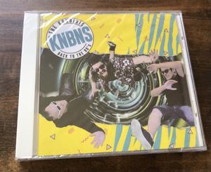 ★新品未使用★フレンチPOPサイコビリー★ THE KONBINIS 2nd CD★ネオロカビリー★